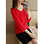 Áo len nữ nhẹ nhàng freesize Haint Boutique Al50 thumbnail