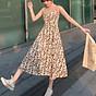 Váy 2 dây dáng dài, chất liệu vải cao cấp nhẹ nhàng thoáng mát,phù hợp đi biển đi chơi ngày hè 3