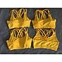Áo bra tập gym, yoga nữ đan dây chéo lưng MS8 thumbnail