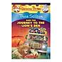 Thea Stilton Book 17 Thea Stilton And The Journey To The Lion S Den thumbnail