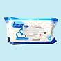 Combo 3 Gói Khăn ướt kháng khuẩn có cồn cao cấp iHomeda ( 80 Miếng Gói) - Combo 3 of iHomeda premium anti-bacteria alcohol wipes ( 80 sheets per packpage) 2