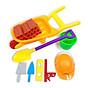 Xe cút kít và bộ dụng cụ xây dựng Kỹ sư HT7882 thumbnail