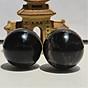 Cặp Bi Lăn Tay Đá Thạch Anh Đen Tự Nhiên - Maxi - 35mm - Hợp Với Mệnh Thủy, Mộc thumbnail