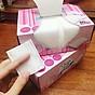 Combo 2 hộp Bông tẩy trang cao cấp Cotton Labo Clean Puff Nhật Bản (80 miếng hộp x 2) 7