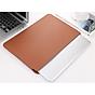 Bao Da Đựng Macbook 13 inch Air (2018-2020), Pro (2016-2019) - Hàng Nhập Khẩu thumbnail