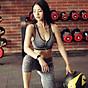 Áo Ngực Thể Thao Tập Gym Yoga Không Viền May Thoáng Mát Có Khóa Kéo Trước BT63 thumbnail