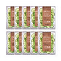 10 Mặt Nạ Tony Moly Fresh To Go Mask Sheet (10 x 22g) - Cucumber thumbnail
