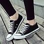 Giày Sneaker Vải Thể Thao Unisex CV9 Năng Động, Sành Điệu 4
