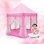 Lều Công Chúa Cho Bé - Lều Cho Bé Hình Lục Giác -hàng chính hãng thumbnail