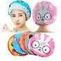 Cọ Rửa Mặt Massage 2 Đầu Cầm Tay phong cách Nhật Bản tặng mũ chụp đầu rửa mặt, tắm đa năng 5