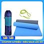 Thảm Tập YoGa, Gym miDoctor + Bao Thảm Tập Yoga + Dây Thảm Tập Yoga (Túi, Dây Giao Màu Ngẫu Nhiên) thumbnail