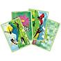 Bộ 4 tấm tranh ghép hình giấy, đồ chơi xếp hình 12 mảnh (A5) cho bé từ 3 tuổi - Thế giới động vật - Hàng Tia Sáng Việt Nam thumbnail
