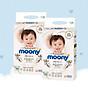 [COMBO 2 BỊCH] Bỉm Dán Moony natural M 46 thumbnail