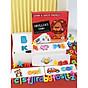 Thẻ trò chơi đánh vần cho trẻ em Spelling Game ( Mẫu 2020) - Bộ Sư Tử Spelling Game - Thẻ Flash Card thumbnail