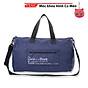 Túi Trống xếp gọn du lịch xếp gọn Worid booC cao cấp siêu nhẹ, túi chống thấm tốt Bag in Bag DL5 Tặng móc khóa cú mèo thumbnail