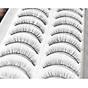 Lông mi giả Eyelashes Fashion Color 10 cặp (số 015) 3