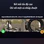 Bộ chuyển đổi chơi game , Bộ Chuyển Đổi Chuột Và Bàn Phím Chơi Game PUBG Mobile, Free Fire Dùng Cho Điện Thoại Android IOS 3