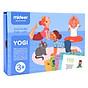 Bộ thẻ học Yoga - Mideer Yogi Cards thumbnail