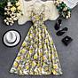 Đầm Maxi Xuân Hè mẫu Hoa Thời trang thumbnail