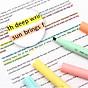 Xiaomi KACO 5 màu Bút dạ quang Bộ bút chì màu nổi bật cho trường học Bút đánh dấu VĂN PHÒNG 5