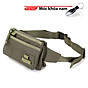 Túi đeo hông đeo chéo vai thời trang nam nữ thời trang hiện đại giấu eo siêu mỏng DS00 tặng móc khóa nam A1 thumbnail