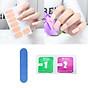 Sticker dán móng tay mẫu mới (Kèm dũa và khăn) thumbnail