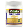 Thực Phẩm Chức Năng Nhau Thai Cừu Non Wellwisse Food Baby Sheep 50000 - 9700339 (100 Viên)
