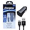 Sạc Xe Hơi Energizer Micro USB 2 Cổng 3.4A DCA2CUMC3