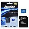 Thẻ Nhớ Micro SDHC Energizer 32GB Class 10 Up To 95mb/s (Kèm Adapter) FMDAAU032A - Hàng Chính Hãng