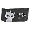 Bóp Viết Lovely Cat - Đen