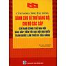 Cẩm Nang Công Tác Đảng Dành Cho Bí Thư Đảng Bộ, Chi Bộ Các Cấp - Chỉ Đạo Công Tác Đại Hội Các Cấp Tiến Tới Đại Hội Đại Biểu Toàn Quốc Lần Thứ XII Của Đảng