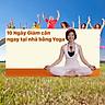 Khóa Học 10 Ngày Giảm Cân Ngay Tại Nhà Bằng Yoga