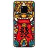 Ốp in cho Huawei Mate 20 Pro Con Lân - Hàng chính hãng