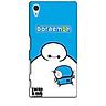 Ốp lưng dành cho điện thoại SONY Z5 Big Hero Doraemon