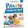 POMath - Toán Tư Duy Cho Trẻ Em 4-6 Tuổi (Tập 1) (Tặng kèm Booksmark)