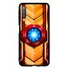 Ốp Lưng Viền TPU cho điện thoại Samsung Galaxy A7 2018 - Iron Man 01