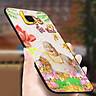 Ốp kính cường lực cho điện thoại Samsung Galaxy A50 - thần tài kim MS TTKIM026 - Hàng Chính Hãng