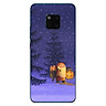 Ốp điện thoại dành cho máy Huawei MATE 20 Pro - Giáng sinh an lành ấm áp MS GSANAA027