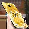 Ốp kính cường lực cho điện thoại Samsung Galaxy A50 - thần tài kim MS TTKIM062 - Hàng Chính Hãng