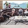 Bộ sofa góc L đa năng thông minh cao cấp nhập khẩu S-U8532M