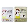 Hộp 25 gói Kem dưỡng trắng da Tinh chất Ốc sên MediQueens Whitening Snail Cream (125g)