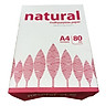Giấy Photo Natural Indo A4/80 gms