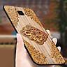 Ốp kính cường lực cho điện thoại Samsung Galaxy A50 - long phượng MS TRANH 008 - Hàng Chính Hãng