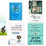 Combo 4 cuốn: Đi Tìm Lẽ Sống, Bí Quyết Đơn Giản Hóa Cuộc Sống, Như Mây Thong Dong, Khi Quá Buồn Hãy Tưới Nước Cho Một Cái Cây (Kèm bookmark danh ngôn hình voi)
