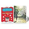 Combo 2 sách: Phát triển từ vựng tiếng Trung ứng dụng (in màu, có Audio nghe) + Một ngàn lẻ một bức thư viết cho tương lai (có Audio nghe) + DVD, link quà tặng