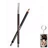 Chì kẻ mí mắt không trôi không lem Mik@vonk Professional eyeliner pencil Hàn Quốc 1.5g tặng kèm móc khoá
