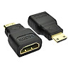 HDMI Mini Male Type C to HDMI Standard Female Type A Converter Adapter Connector