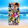 Ốp điện thoại dành cho máy Samsung Galaxy A70 - anime MS ANMD1010-Hàng Chính Hãng