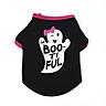 Dog Halloween Shirt Pet T Shirt Dog Pet Clothes Pet Halloween Clothes Halloween Costume Dog Shirts