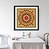 Diamond Painting Embroidery Cross Stitch Full Mosaic Diy Kit Mandala Vintage Plants Rhinestone Home Decor (30 x 30 cm)